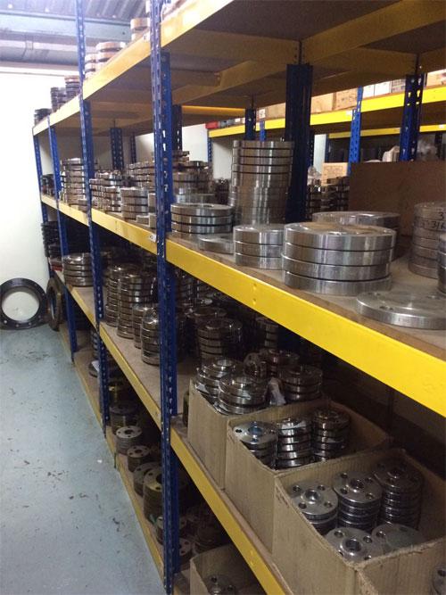 Shin Yo Engineering : Warehouse